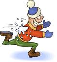 snowball fighting playfulness